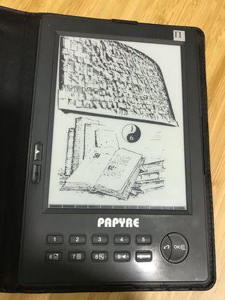 Libro electrónico Papyre 6.1