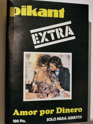 revista Pikant tomo con 12 números + extra