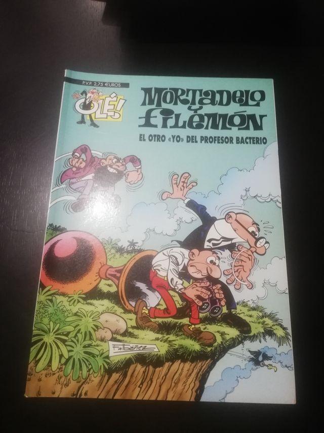 Comic Mortadelo y Filemon Numero 74