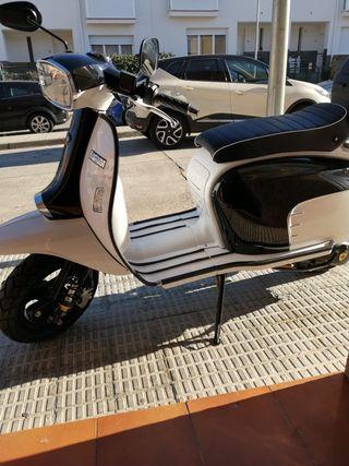 Moto Scomadi 125cc 300 km