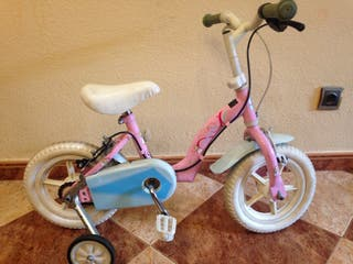Bicicleta de 3 a 7 años