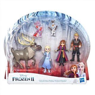 Set figuras Aventura Congelada Frozen 2 Disney