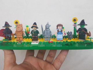 Lego Mago de Oz + Lego 8089
