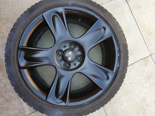Mini cooper s wheels refurbished