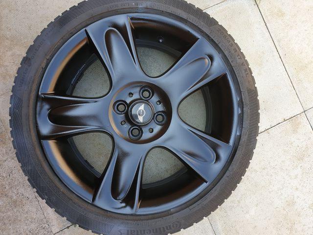 Mini cooper s wheels refurbished