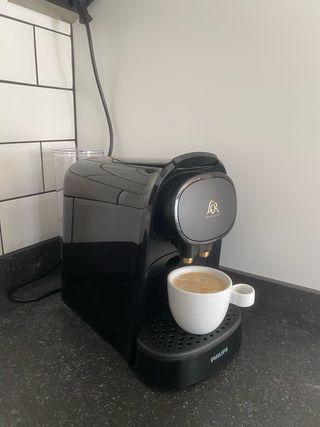 Cafetera L'or para cápsulas Nespresso