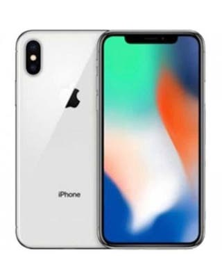 IPhone X 256 GB en blanco