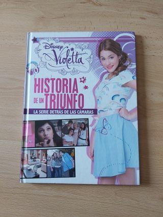 Libro Violetta