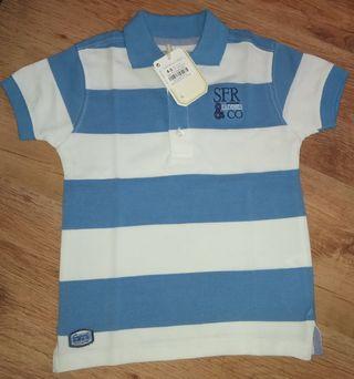 Polo / camiseta de niño Sfera