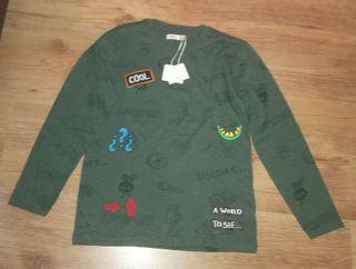 Camiseta niño Sfera talla 7-8