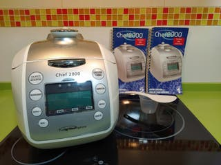 Robot cocina Chef 2000 Turbo Inteligente