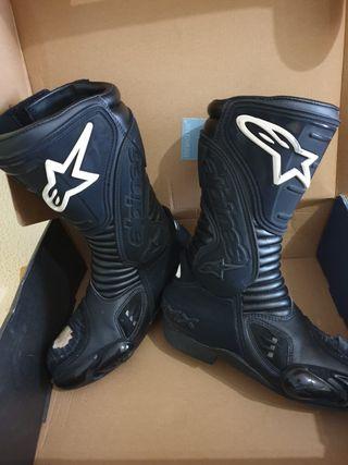 botas alpinestar mujer