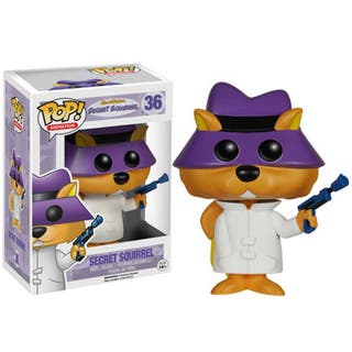 pop funko secret squirrel