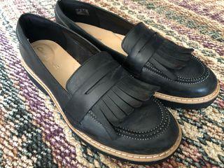 Zapatos clarks piel 42 - 42,5
