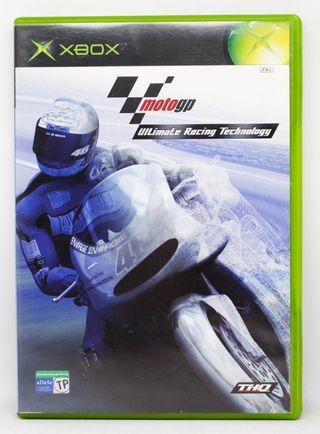 Moto GP Ultimate Racing Technology XBOX