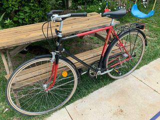 juego bicicletas paseo Crescent