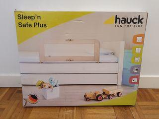 NUEVA - Barrera protectora de cama para niñ@ Hauck