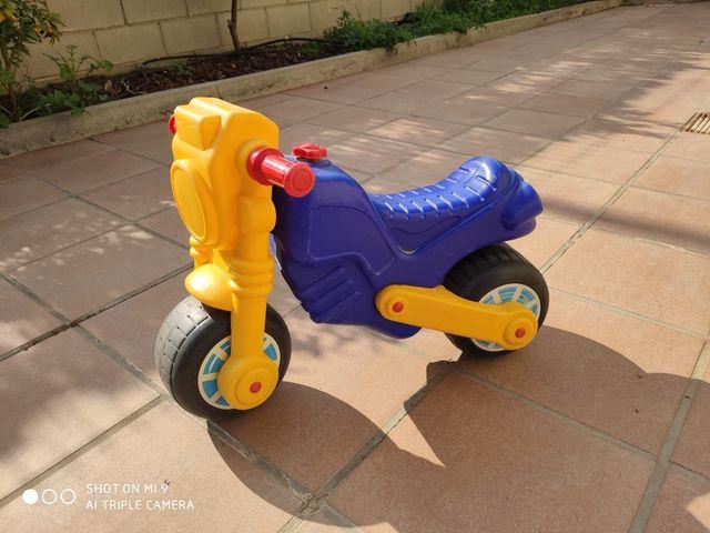 Bicicleta moto para niños 1 a 3 años