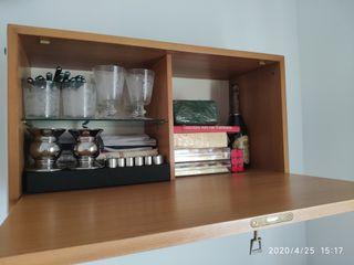 Mueble bar Nordico, Danés. Años 60, 70.