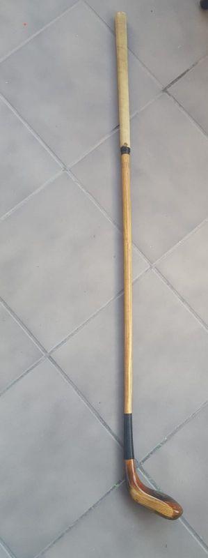 Putt de golf de madera ST. ANDREWS SCOTLAND
