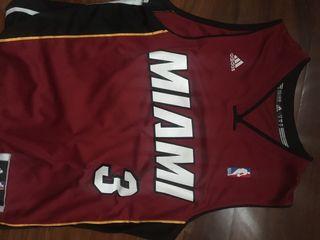 Camiseta Miami Baloncesto