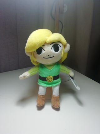 Peluche Link - Zelda Wind Waker