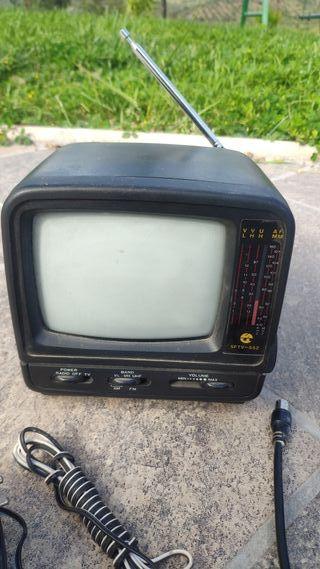 Televisión/Radio portátil