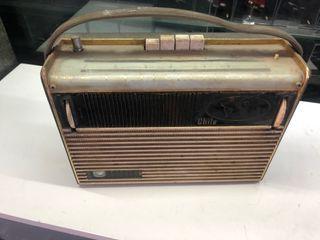 antigua radio Caliope