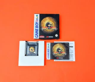 Mortal Kombat 4 / Game Boy Color