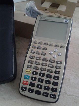 Calculadora HP 49 g+