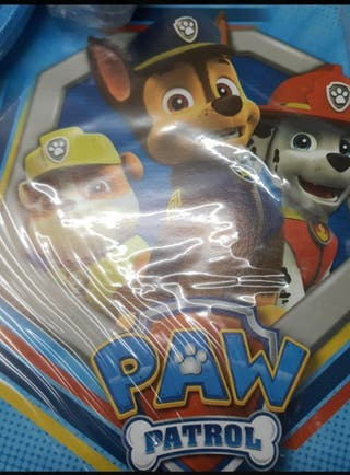 Lote cumpleaños patrulla canina.