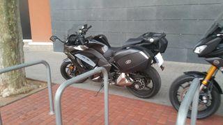 Maletas Kawasaki z1000sx