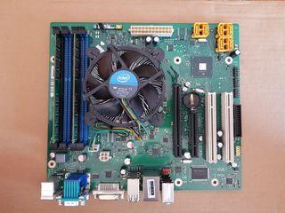 Placa Base 1156, Procesador i3 3,3 GHz, 4Gb Ram