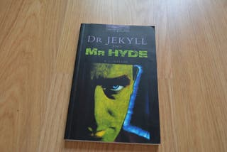 Dr Jekyll and Mr Hyde - libro lectura colegio