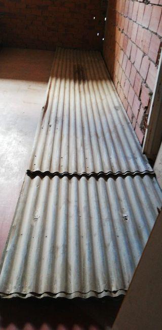 Chapa galvanizado tejado acero