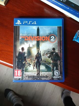 PS4 The Division 2 (Tom Clancy's)