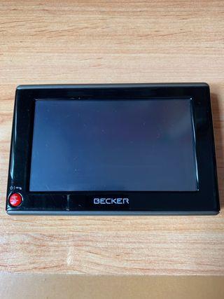 Gps navegador Becker