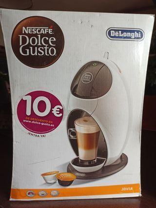Cafetera Nescafé Dolce Gusto DeLonghi EDG 250W