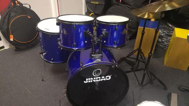 Bateria Jinbao Azul