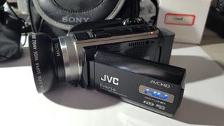 JVC EVERIO GZ HD30E hdd 80gb