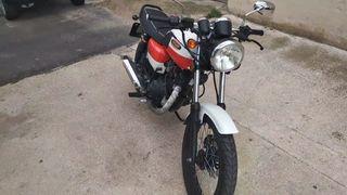 Hanway Raw 125cc.