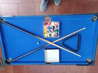 FUTBOLÍN (mesa de juegos) +INFORMACIÓN POR PRIVADO