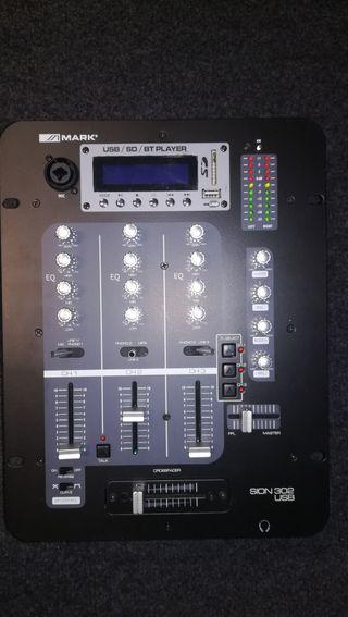 Mesa Mark Sion USB