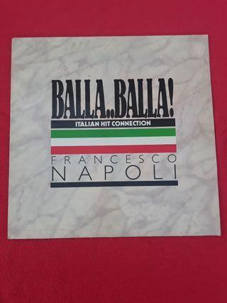 FRANCESCO NAPOLI BALLA, BALLA LP VINILO
