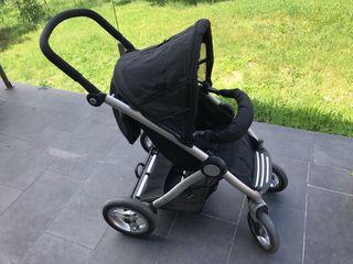 Cotxet (maxicosi+cadira+cabàs) / carrito Mutsy