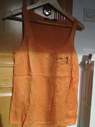 Camisa tirantes Mujer