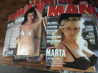 Revistas Man