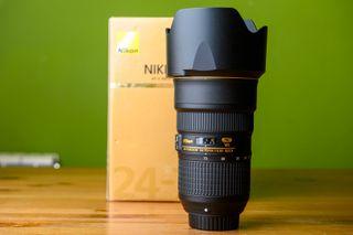 Nikon 24-70 2.8 ED VR