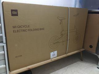 Bicicleta eléctrica Xiaomi Mi QiCYCLE