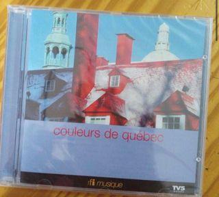 CD Couleurs de Quebec